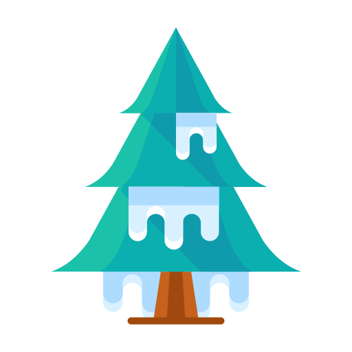 Cold, Forest, Plant, Snow, Tree, Winter Icon