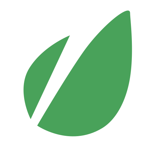 Leaf, Nature, Forest, Brand, Plant Icon Free Of Brands Flat