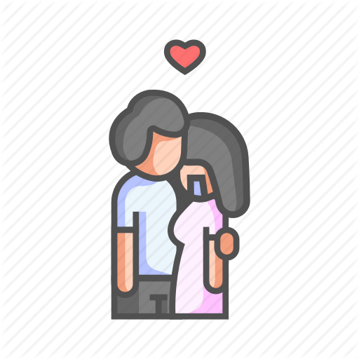 Couple, Forgive, Forgiveness, Hug, Love, Reconsile, Relationship Icon