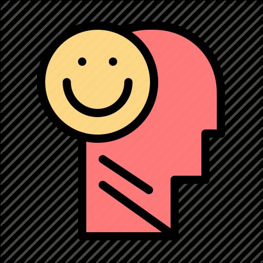 Happiness, Happy, Human, Life, Optimism Icon