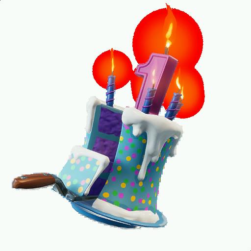 Birthday Cake Back Bling Backpacks