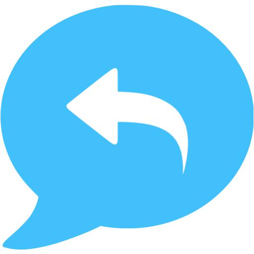 Caribbean Blue Response Icon