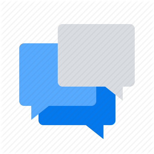 Chat, Comments, Communication, Forum Icon