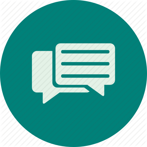 Chat, Forum, Message, Messages, Talk, Text Icon