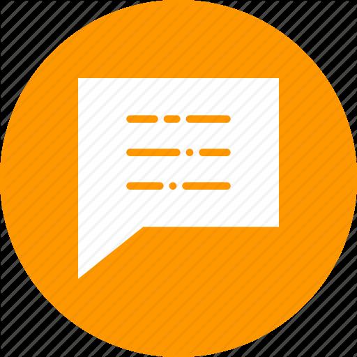 Bubble, Chat, Comment, Forum, Message, Quote, Text Icon
