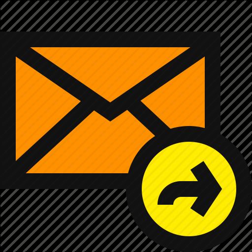 Email, Email Forward, Forward, Forward Email, Mail Send Icon