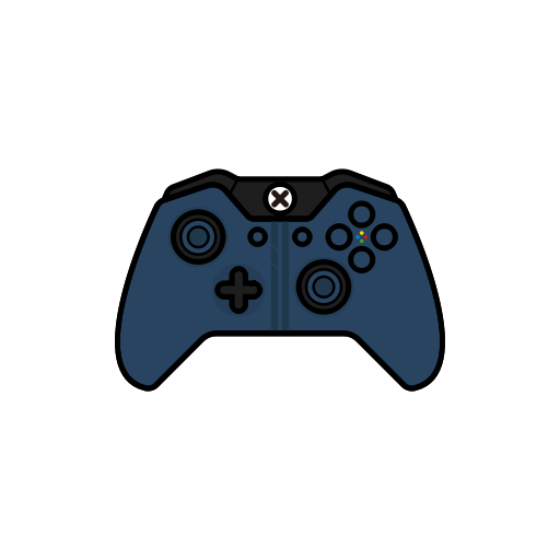 Controller, Forza, Gamer, Ii, Xbox One Icon