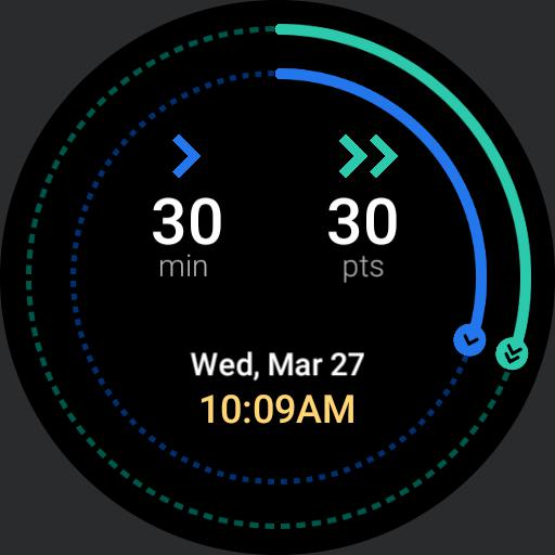 Gfit Wear Os For Fossil Q