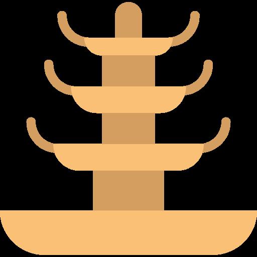 Fountain Garden Png Icon