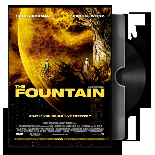 The Fountain Folder Icon