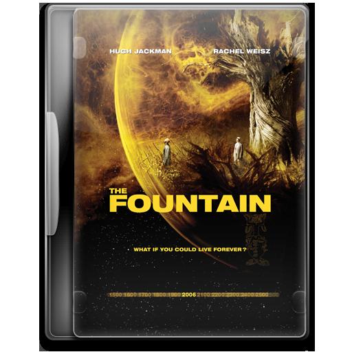 The Fountan Movie Mega Pack Iconset