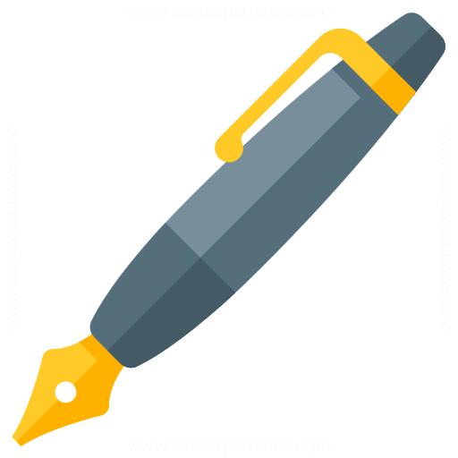 Iconexperience G Collection Fountain Pen Icon