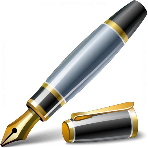 Iconexperience V Collection Fountain Pen Icon