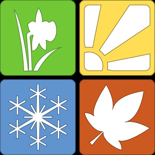 Twin Bridge Four Seasons Icon