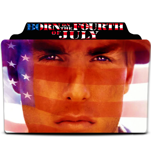 Born On The Fourth Of July Folder Icon