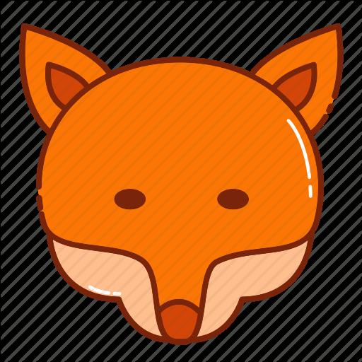 Animal, Autumn, Fox Icon