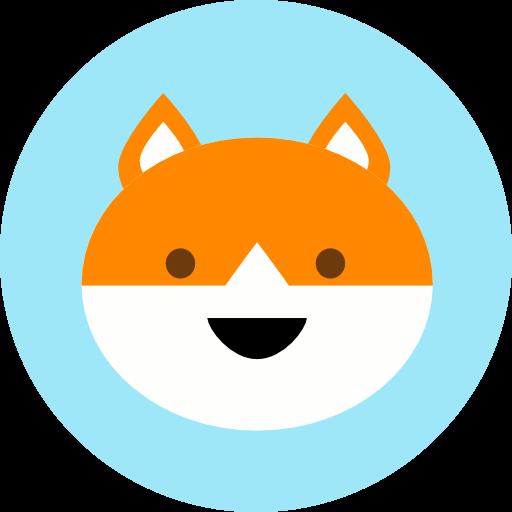 Wildlife, Animals, Animal Kingdom, Fox, Zoo Icon