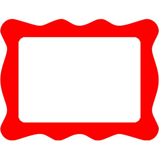 Red Frame Icon