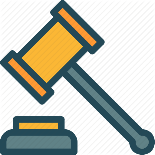 Authority, Court, Framework, Justice, Law, Legal, Police Icon