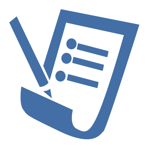 Franchise Contract, Linear, Monochrome Icon With Png And Vector