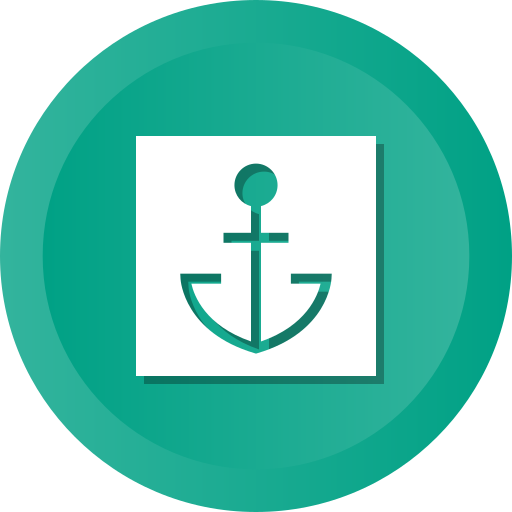Anchor, Boat, Marine, Nautical, Slor, Ship, Tattoo Icon Free