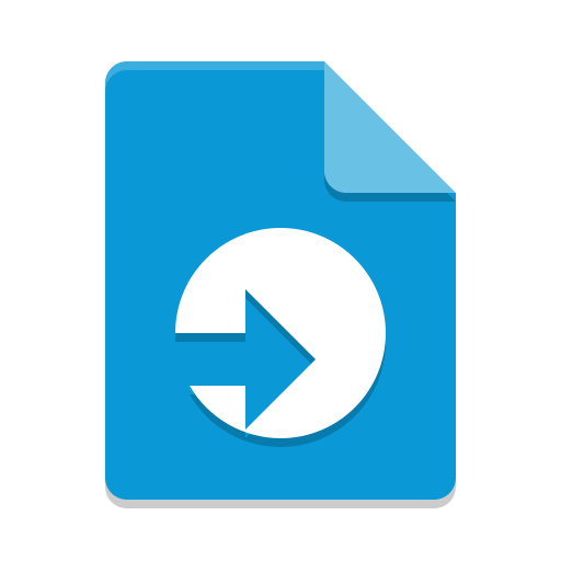 Application, Vnd, Insync, Link, Drive, Script Icon Free Of Papirus