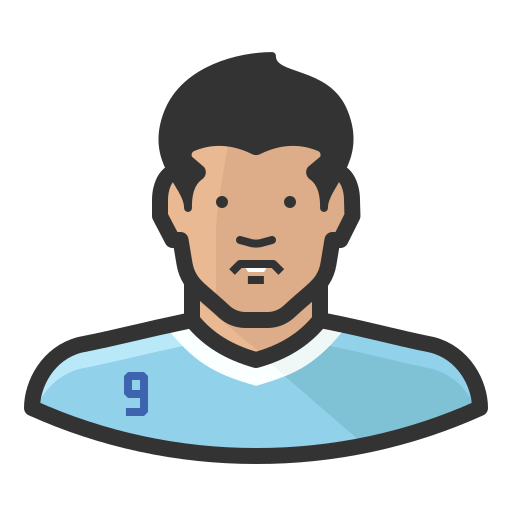 Luis, Suarez, Avatar Icon Free Of Avatars