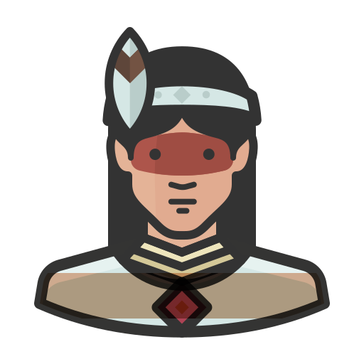 Native, Woman, Avatar Icon Free Of Avatars