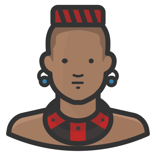 Traditional, African, Man, Avatar Icon Free Of Avatars