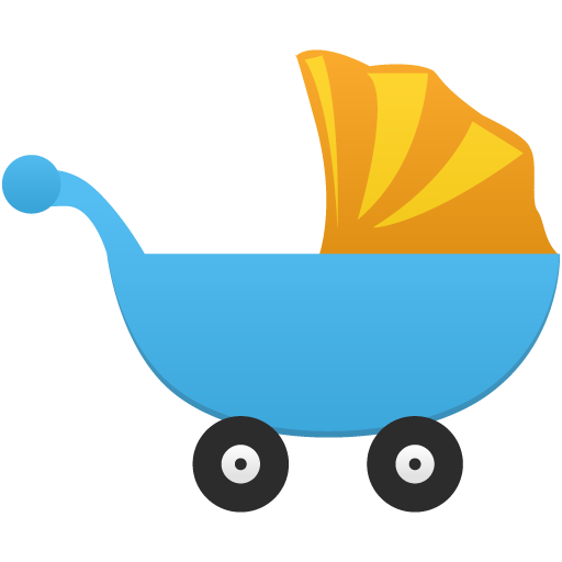 A, Baby, Cot Icon Free Of Flatastic Icons