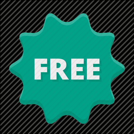 Badge, Discount, Free, Label, Sticker Icon