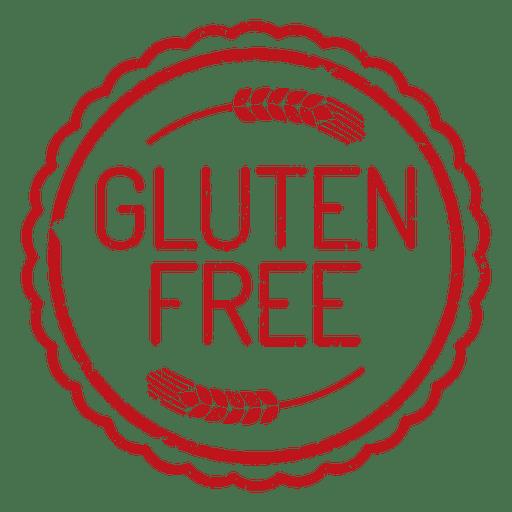 Gluten Free Ecology Label Badge