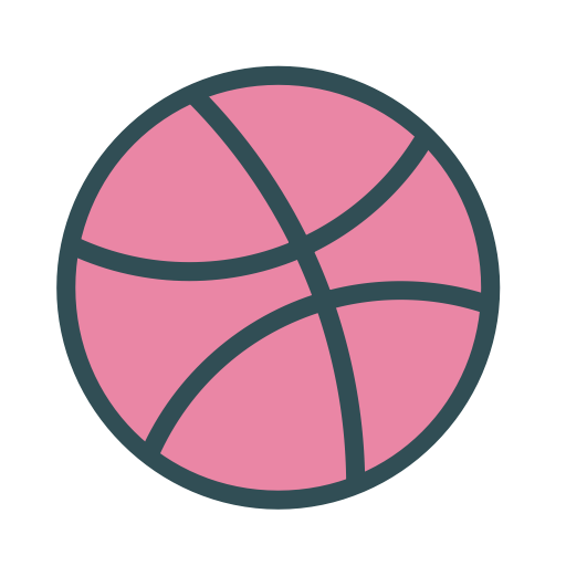 Dribbble, Basketball, Brand, Sport, Game Icon Free Of Brands