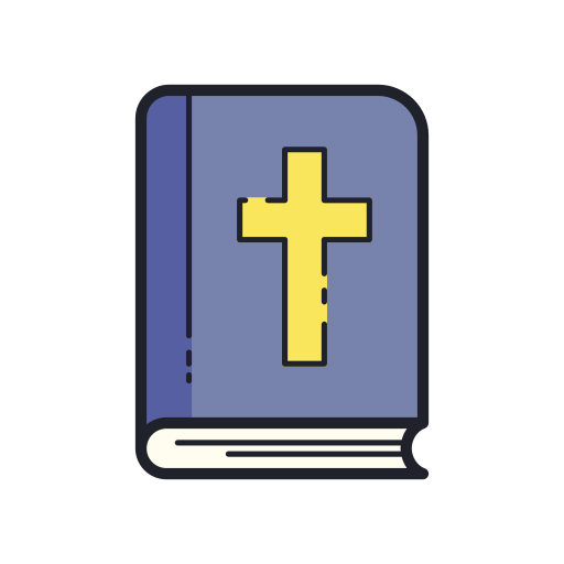 Holy, Bible Icon Free Of Merry Holidays
