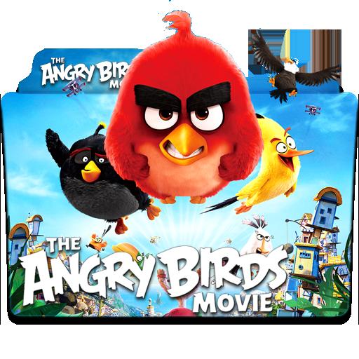 Angry Birds Folder Icon