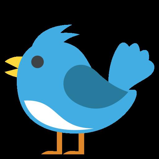Bird Emoji Vector Icon Free Download Vector Logos Art Graphics
