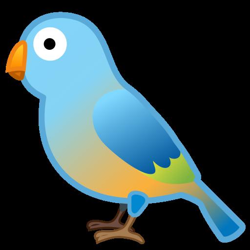 Bird Icon Free Of Noto Emoji Animals Nature Icons