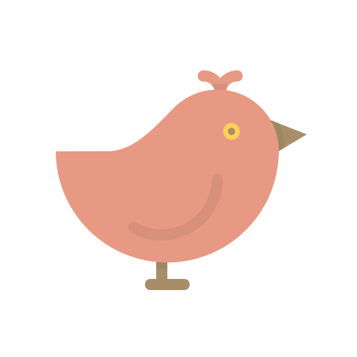 Sparrow, Bird, Spring, Easter, Twitter Icon Free Of Spring Icons
