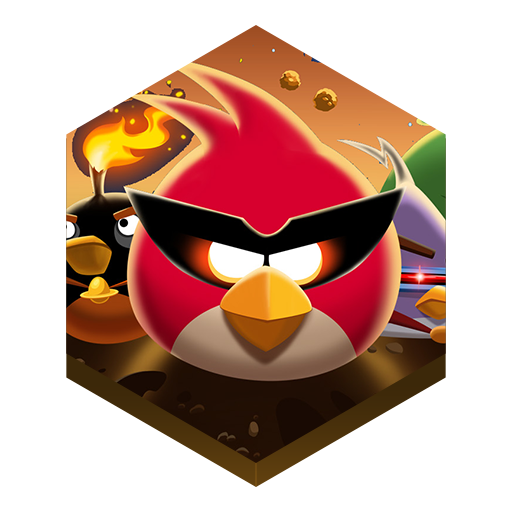 Angry Birds Spacepng