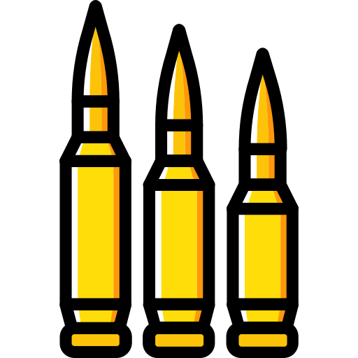 Bullets Ammo Png Icon