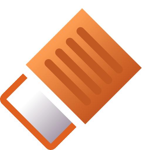 Actions Draw Eraser Icon Fs Ubuntu Iconset