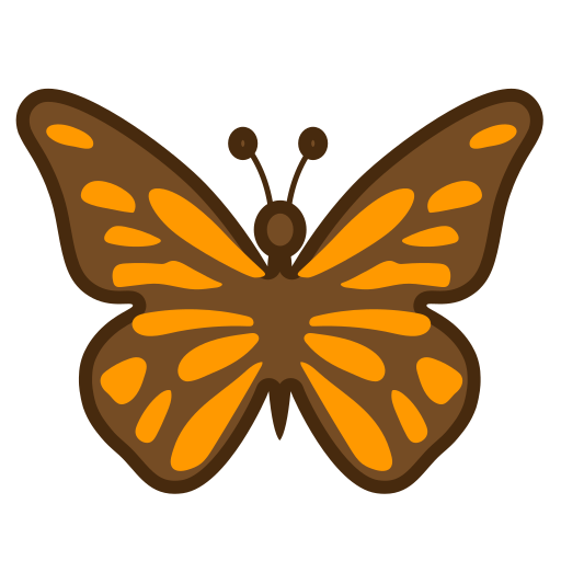 Butterfly Icon Free Of Noto Emoji Animals Nature Icons