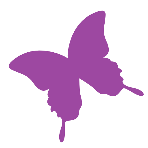 Indesign, Butterfly Icon Free Of Metronome Icons
