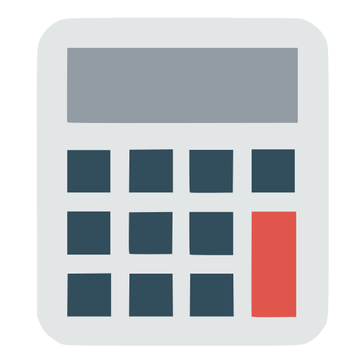 Education, Calc, Calculator Icon Free Of Super Flat Remix