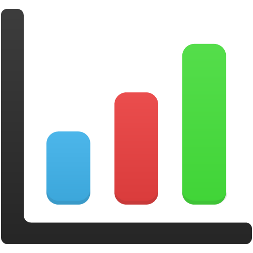Bar, Chart Icon Free Of Flatastic Icons