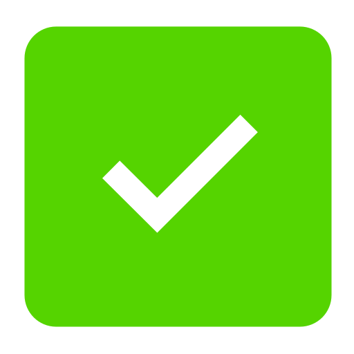 Anydo, Check, Ckecked, Tick Mark, Success, Accept, Done Icon Free