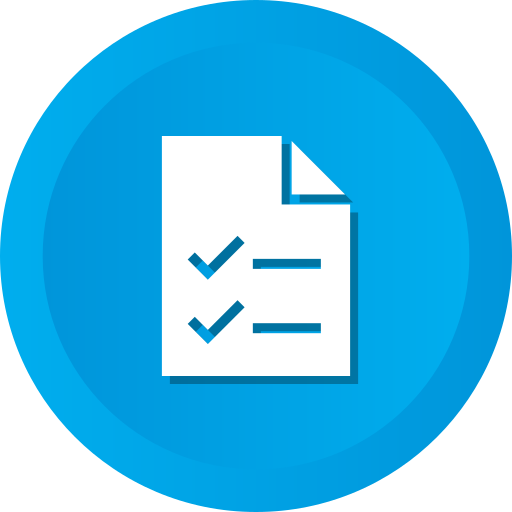 Check, Check, Marks, List, Checklist, Documents, Todo, List Icon