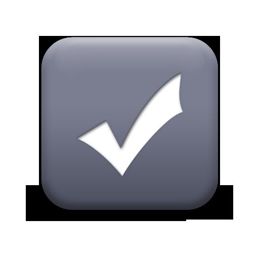 Heavy Check Mark Icon