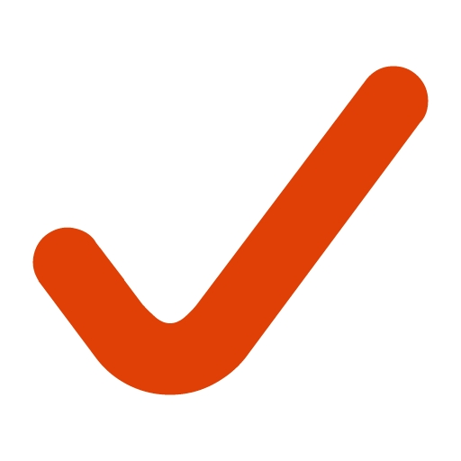 Red Check Mark Clipart
