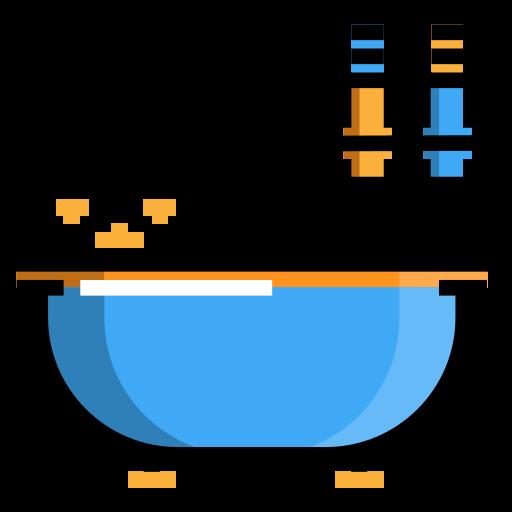 Bathtub Clean Png Icon
